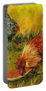 Sweet Pickins, Chickens Portable Battery Charger