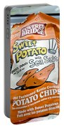 Sweet Potato Chips Portable Battery Charger