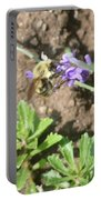 Bumble Bee Sweet Garden Snack Portable Battery Charger