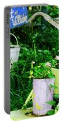 Sweet William Portable Battery Charger