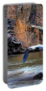 Sweetwater Heron In Flight Portable Battery Charger