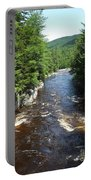 Swift River Below Rocky Gorge New Hampshire White Mountains Portable Battery Charger
