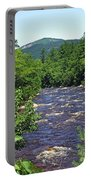 Swift River Mountain View Kancamagus Hwy Nh Portable Battery Charger
