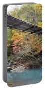 Swinging Bridge Portable Battery Charger