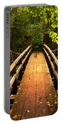 Swinging Bridge Portable Battery Charger