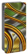 Swirl On Swirl On Swirl On Swirl Portable Battery Charger