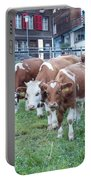 Swiss Cows Portable Battery Charger