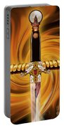 Sword Of The Spirit Portable Battery Charger