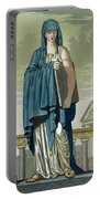 Sybil, Illustration From Lantique Rome Portable Battery Charger