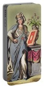 Sybil Of Cumae, No. 16 From Antique Portable Battery Charger