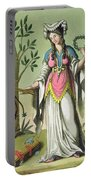 Sybil Of Delphi, No. 15 From Antique Portable Battery Charger