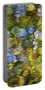 Sycamore Mosaic Portable Battery Charger by Christina Rollo