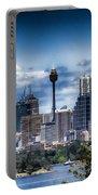 Sydney Australia Skyline Portable Battery Charger