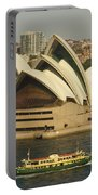 Sydney Harbour Opera House Portable Battery Charger