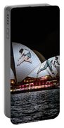 Sydney Opera House  Iv Portable Battery Charger