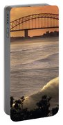 Sydney Surf Time Portable Battery Charger