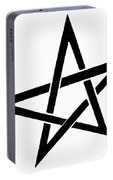 Symbol Pentacle Portable Battery Charger