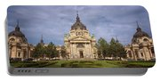 Szechenyi Baths Budapest Hungary Portable Battery Charger