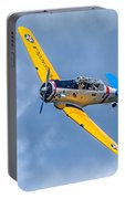 T-6 Texan Flying Portable Battery Charger