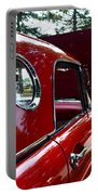 Vintage Car - Opera Window T-bird - Luther Fine Art Portable Battery Charger