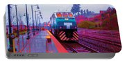 T Is For Train Portable Battery Charger