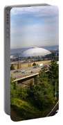 Tacoma Dome And Auto Museum Portable Battery Charger