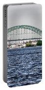 Tacony Bridge Portable Battery Charger