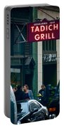 Tadich Grill Portable Battery Charger