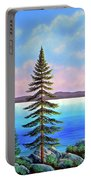Tahoe Pines Portable Battery Charger