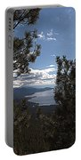 Tahoe Trees Portable Battery Charger