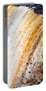 Tahquamenon Upper Falls  Portable Battery Charger