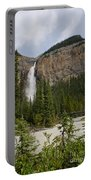 Takakkaw Falls Portable Battery Charger