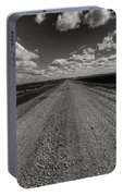 Take A Back Road Bnw Version Portable Battery Charger