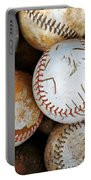 Take Me Out To The Ball Game Portable Battery Charger
