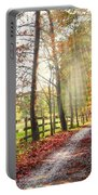 Take The Back Roads Portable Battery Charger