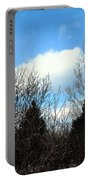 Tall Birch Portable Battery Charger