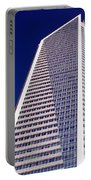 Tall Highrise Building Portable Battery Charger
