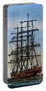 Tall Ship Beauty Portable Battery Charger