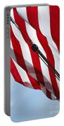 Tall Ship Flag Portable Battery Charger