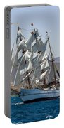 Tall Ship Guayas Portable Battery Charger