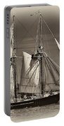 Tall Ship II Portable Battery Charger