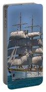 Tall Ship Mircea Portable Battery Charger