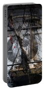 Tall Ship With Compass 2013 Portable Battery Charger