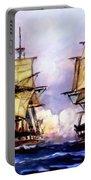 Tall Ships Uss Essex Captures Hms Alert  Portable Battery Charger