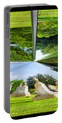 Tall Tombstones Polar View Portable Battery Charger