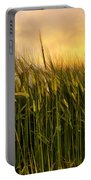 Tall Wheat Portable Battery Charger