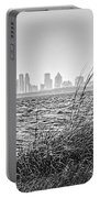 Tampa Across The Bay Portable Battery Charger by Marvin Spates