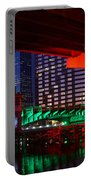 Colorful Tampa Bay Florida Portable Battery Charger