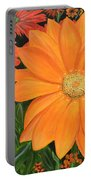 Tangerine Punch Portable Battery Charger