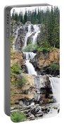 Tangle Falls Tumble Portable Battery Charger